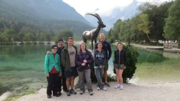 The emerald river tour group